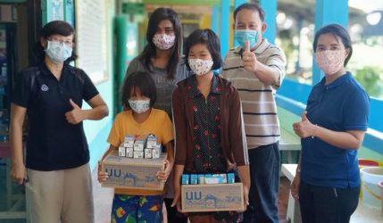 นักเรียนชั้นอนุบาล ถึง ป.6 ปีการศึกษา 2563 รับนมได้ทุกวัน